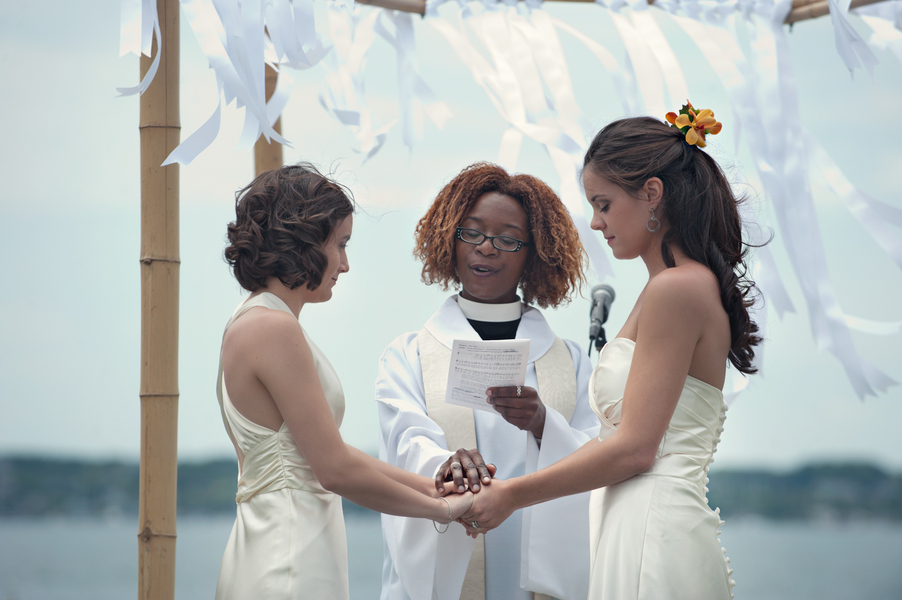 Gays and lesbians have different reasons to get married