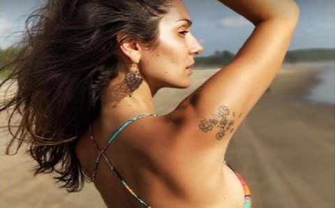 Sizzling pictures of Bruna Abdullah that you cannot miss