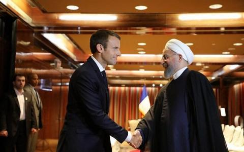 Nuclear Deal 'Not Negotiable,' Iran Tells France