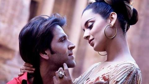 Kangana Ranaut on feud with Hrithik Roshan
