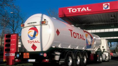 France's Total, Rising oil prices fuel profit rise for France's Total