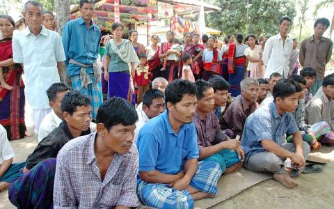 Citizenship For Chakma Refugees