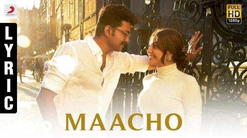 Mersal - Maacho Lyric Video