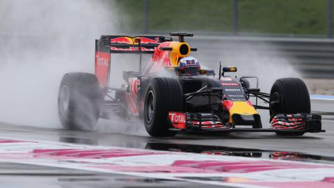 Pirelli and McLaren cancel Formula One