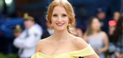 Al Pacino changed me as an actor:Jessica Chastain