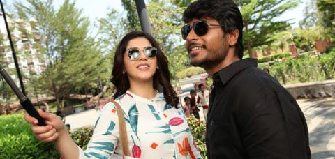 Nenjil Thunivirunthal movie review,Nenjil Thunivirunthal