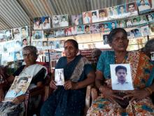 Families of Disappeared