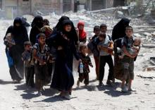Iraqi forces free hundreds of civilians in Mosul Old City