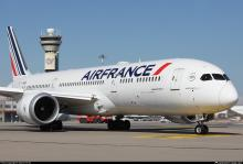Air France flight to Tokyo in near-miss with North Korean missile test