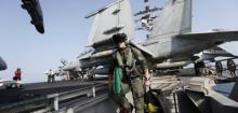 624 civilians killed in US-led c oalition strikes in Iraq, Syria