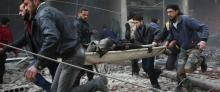 Five-day death toll in Syria rebel enclave tops 400