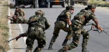 Attack on CRPF camp,Four jawans martyred, two terrorists killed