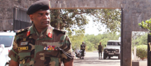 SL Army chief expressed readiness to share experiences with LTTE