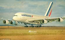 Air France A380 super jumbo makes emergency landing in Canada