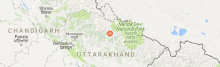 Uttarakhand Earthquake