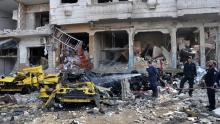 At least 50 people kills IS car bomb attack in east Syria