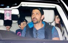 Hrithik Roshan out with kids and ex-wife Sussanne Khan