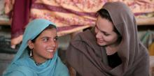 Angelina Jolie's film about Afghani girl