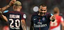 PSG down Monaco 2-1 to lift French Champions Trophy