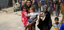 13 civilians die in air and artillery strikes on Mosul's Old City
