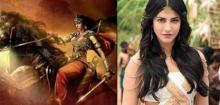 Replacement for Shruti from Sangamithra,Sangamithra,Sangamithra movie, Sangamithra- Shruti