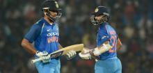 India beat Australia in 5th ODI