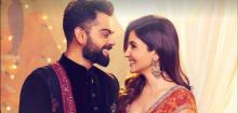 Virat Kohli and Anushka Sharma are Diwali ready,Virat Kohli and Anushka Sharma