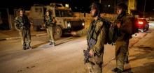 Israeli forces detain 19 Palestinians in West Bank,Israeli forces