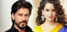 Shah Rukh Khan denies that he refused to work with Kangana Ranaut