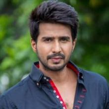 Name: Vishnu Vishal, DOB: 17 July1984, Age: 32 years, Height: 5 ft 81 in, Weight:68 kgs, Occupation: Actor/ Cricketer/Producer, Native place: Vellore, Residence: Tamil Nadu,
