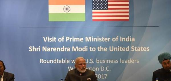 stellar list of 21 industry leaders that turned up to hear Prime Minister Narendra Modi