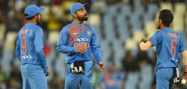 India beat South Africa by seven runs to win series 2-1: video
