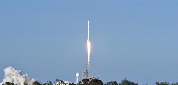 Successful SpaceX Launch Delivers Satellites Into Orbit