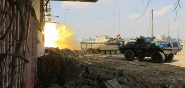 Iraqi forces launch assault on last ISIS-held town 'Rawa' in country